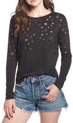 Scotch & Soda Burnout Star Tee