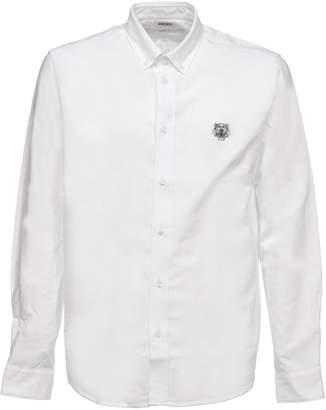 Kenzo Tiger Crest Shirt