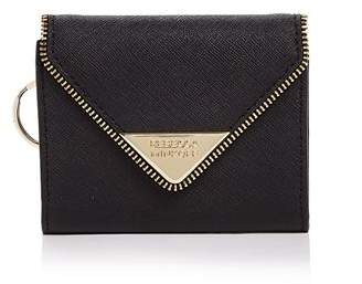 Rebecca Minkoff Molly Metro Saffiano Leather Card Case