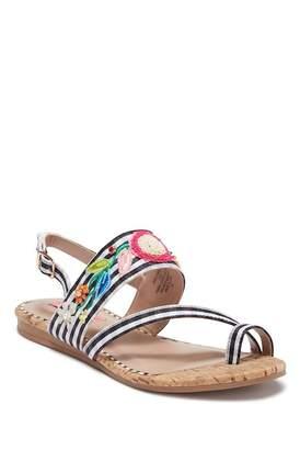 Betsey Johnson Ansley Ankle Strap Sandal