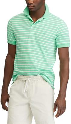 Chaps Big & Tall COOLMAX Classic-Fit Solid Performance Polo
