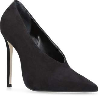 Carvela Suede Alistair Pumps 110