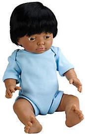 "Educational Insights 15.75"" Baby Bijoux Hispanic Boy Doll"