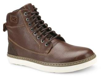 Reserved Footwear Topstitch Boot