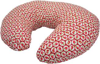 Cuddles Collection Floral Nursing Pillow (Red)