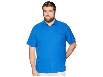 Tommy Bahama Big Tall Royal Bermuda IslandZone Shirt