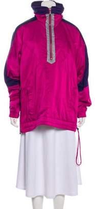 Spyder Colorblock Half-Zip Jacket