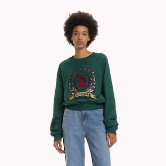 Tommy Hilfiger Crest Logo Sweatshirt