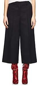 Les Coyotes De Paris Women's Rikki Cotton Wide-Leg Gauchos-Navy Size Xs