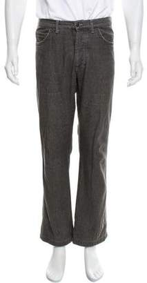 Ann Demeulemeester Relaxed Five Pocket Jeans