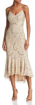 Aidan Mattox Embellished Midi Dress - 100% Exclusive