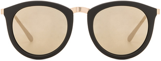 Le Specs No Smirking Sunglasses $79 thestylecure.com