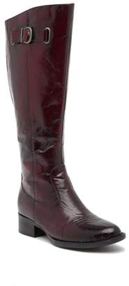 Børn Cort Leather Knee High Boot