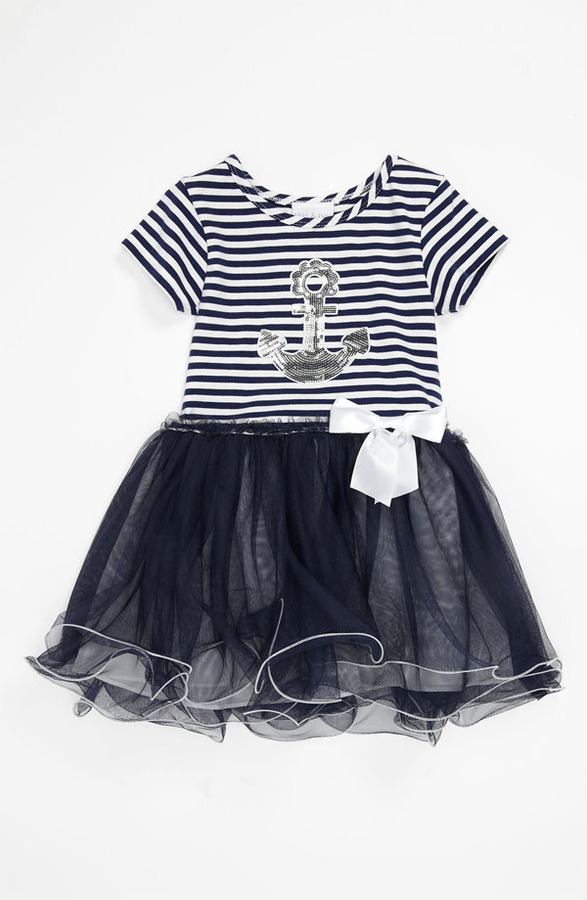 Bonnie Baby Iris & Ivy Tutu Dress (Toddler)