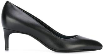 Lanvin pointed low stiletto ballerinas $1,006 thestylecure.com
