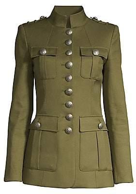 Michael Kors Women's Military Jacket