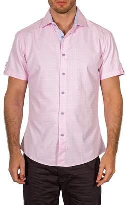 Bespoke Modern Fit Short Sleeve Shirt