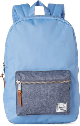 Herschel Hydrangea & Chambray Settlement Mid Backpack