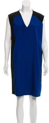Derek Lam Two-Tone Shift Dress
