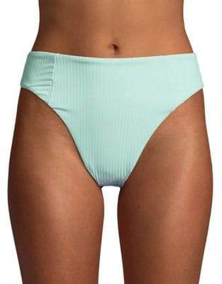Vitamin A Sienna High Waist Bikini Bottom