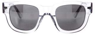 Acne Studios Tinted Reflective Sunglasses