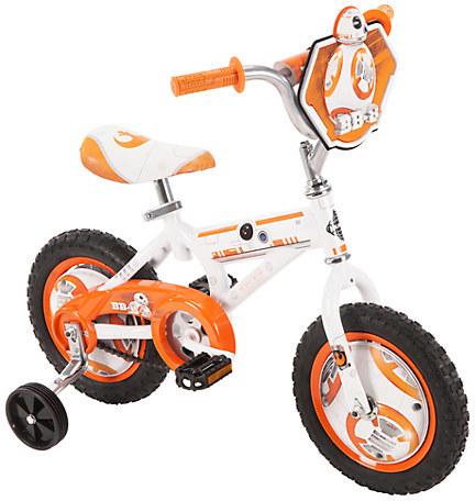 DisneyBB-8 Star Wars Bike by Huffy -- 12'' Wheels