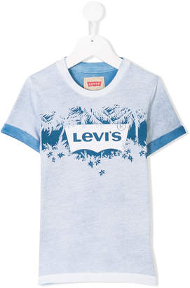 Levi's Kids double layer T-shirt