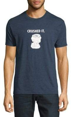 Crushed It Cotton Tee