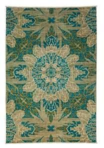 Adina Collection Oriental Rug, 6' x 9'