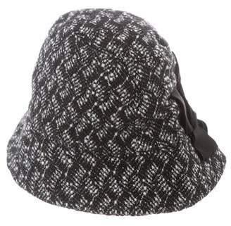 Dolce & Gabbana Wool Bucket Hat
