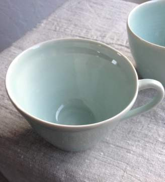 Artisan Hand Made Large Porcelain Cup