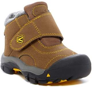 Keen Kootenay Waterproof Faux Fur Lined Boot (Baby & Toddler)