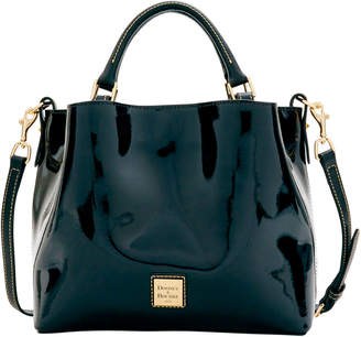 Dooney & Bourke Patent Small Brenna