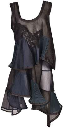 Sacai Patchwork Dress
