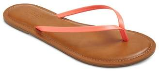 Mossimo Supply Co. Women's Rowen Flip Flop Sandals Mossimo Supply Co. $9.99 thestylecure.com