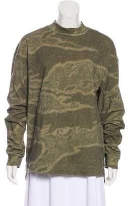 Yeezy Oversize Long Sleeve Sweatershirt