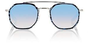 Barton Perreira Men's Themis Sunglasses-Navy