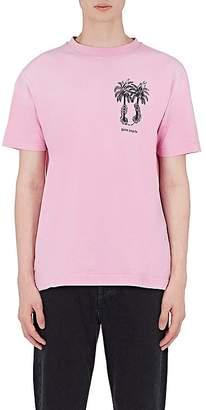 Palm Angels Men's Palm Capture Cotton T-Shirt