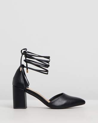 Spurr ICONIC EXCLUSIVE - Leyton Block Heels