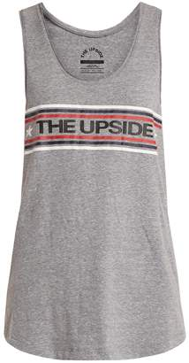 The Upside Star Wicking Issy jersey performance tank top