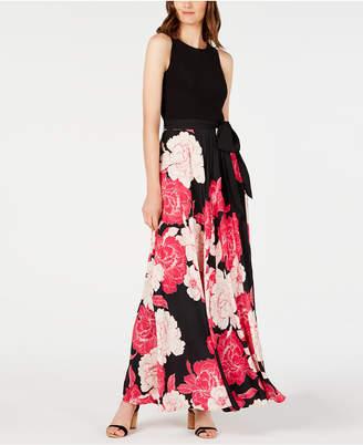 INC International Concepts Inc Floral-Print Maxi Dress