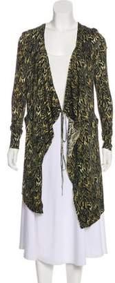 Thomas Wylde Mini Wrap Dress