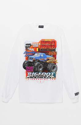 The Hundreds Thousands Long Sleeve T-Shirt