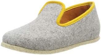 Chausse Mouton Unisex Adults' Chancenie Open Back Slippers, (Grau 4400160), 8