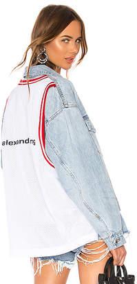 Alexander Wang DENIM x Game Jacket.