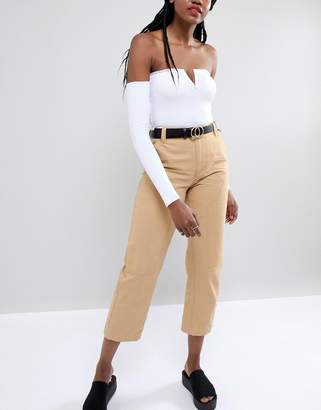 Johnny Loves Rosie Circle Buckle Waist and Hip Belt