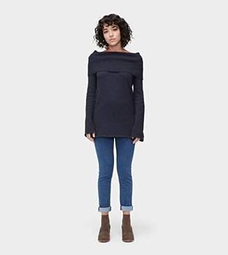 UGG Women's W RHODYN Off Shoulder Sweater