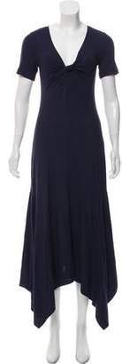 A.L.C. Short Sleeve Maxi Dress
