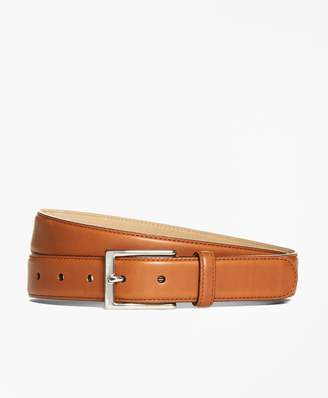 Brooks Brothers Silver Buckle Dress Belt