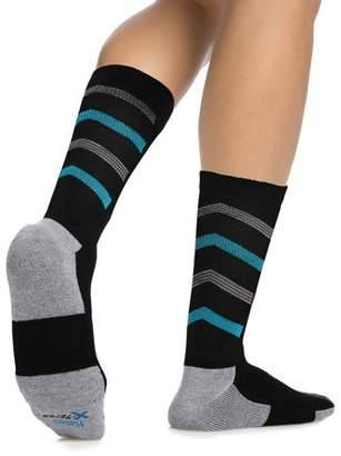 Hanes Men's Big & Tall X-Temp Active Cool Crew Socks 3-Pack